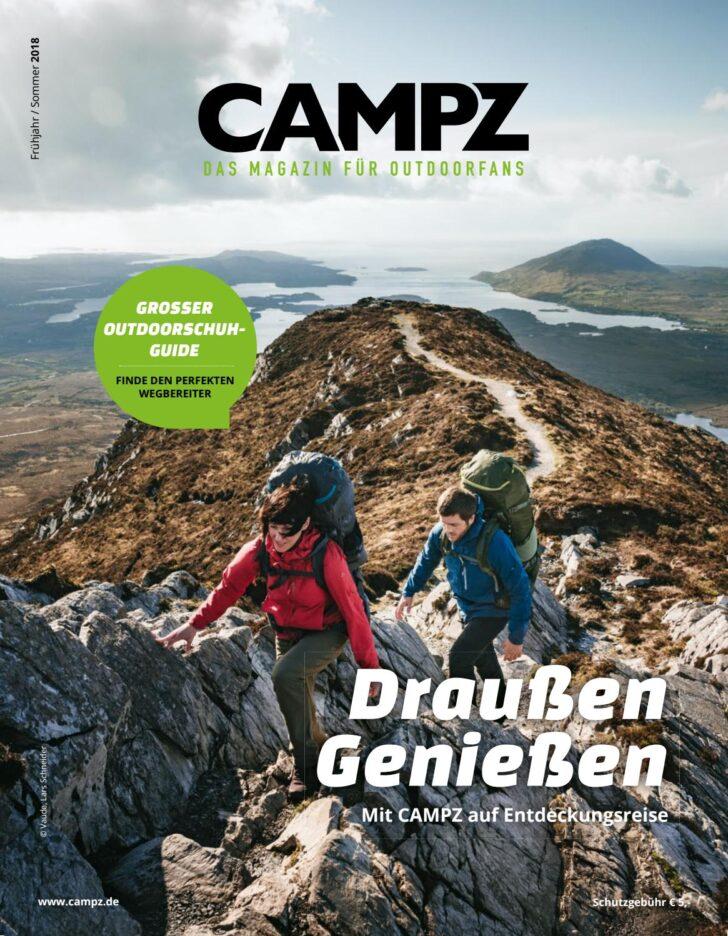 Medium Size of Campz Magazin F S 18 By Klettergerüst Garten Wohnzimmer Klettergerüst Canyon Ridge