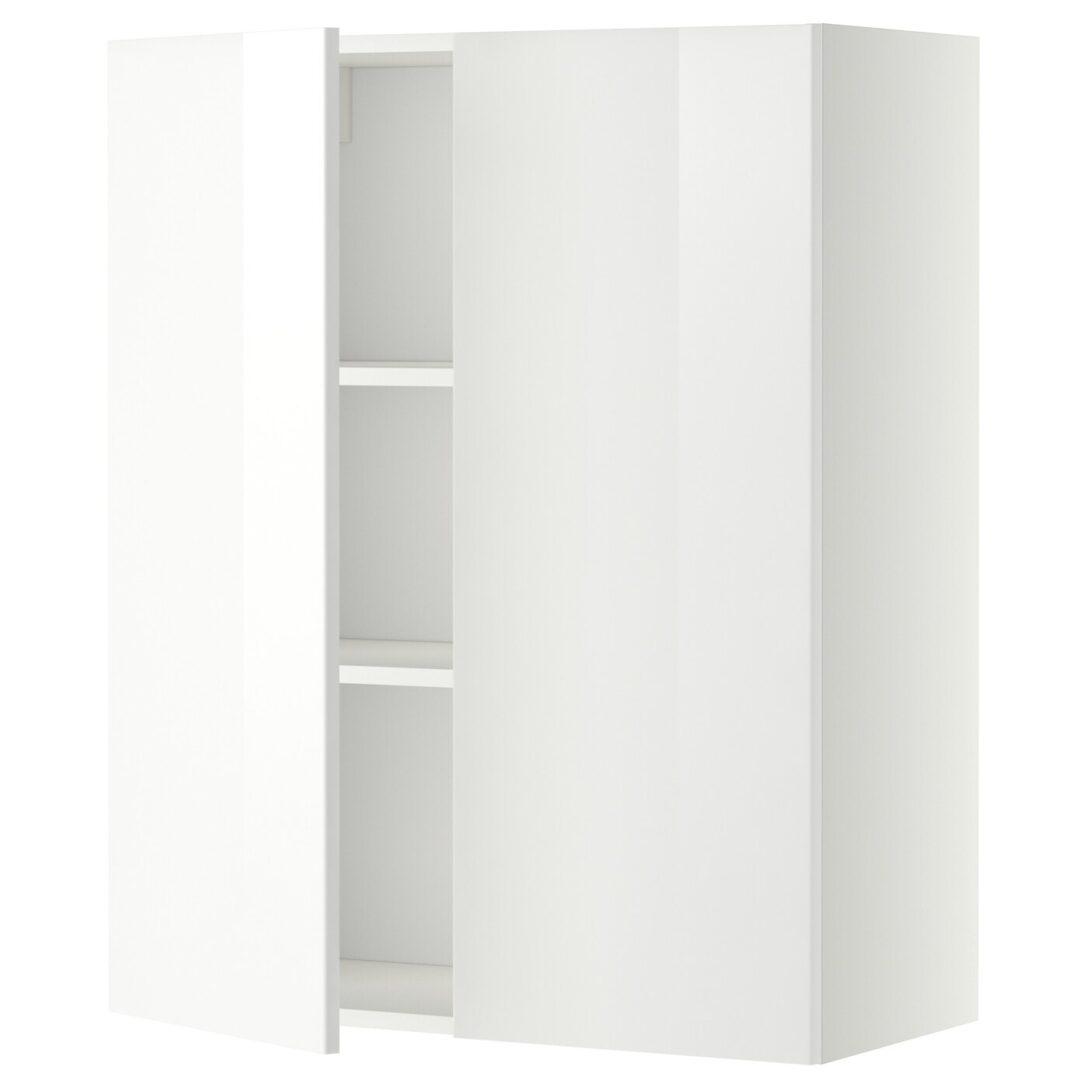 Large Size of Ringhult Ikea Metod Wall Cabinet With Shelves 2 Doors White Küche Kosten Betten 160x200 Miniküche Kaufen Modulküche Sofa Mit Schlaffunktion Bei Wohnzimmer Ringhult Ikea