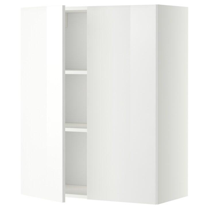 Medium Size of Ringhult Ikea Metod Wall Cabinet With Shelves 2 Doors White Küche Kosten Betten 160x200 Miniküche Kaufen Modulküche Sofa Mit Schlaffunktion Bei Wohnzimmer Ringhult Ikea
