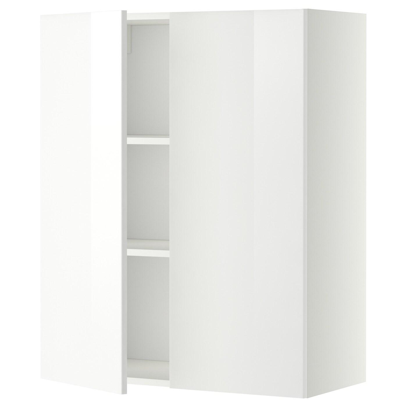 Full Size of Ringhult Ikea Metod Wall Cabinet With Shelves 2 Doors White Küche Kosten Betten 160x200 Miniküche Kaufen Modulküche Sofa Mit Schlaffunktion Bei Wohnzimmer Ringhult Ikea