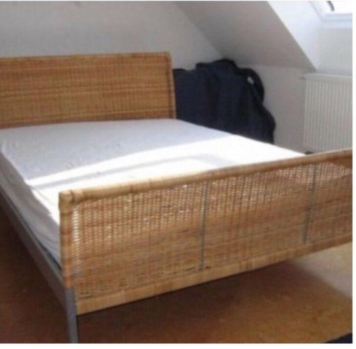 Medium Size of Rattan Bett Vintage Babybett Bettgestell 180x200 Ikea Braun 160x200 Massivholz Komplett Bette Duschwanne Betten Mit Stauraum Schrank Matratze Und Lattenrost Wohnzimmer Rattan Bett Vintage