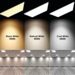 Led Panel 60x60 50w Osram Chip Rahmen Wei 140lm W Einbaustrahler Bad Spot Garten Spiegelschrank Sofa Grau Leder Kunstleder Deckenleuchte Schlafzimmer Küche Wohnzimmer Osram Led Panel