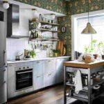 Landhausküche Tapete Wohnzimmer Landhausküche Tapete Graue Kche Welche Wandfarbe Eignet Sich Am Besten Grau Gebraucht Moderne Küche Fototapete Wohnzimmer Tapeten Für Die Schlafzimmer