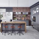 Küche Industrial Style Fr Kche Kcheco Landhausküche Nobilia Granitplatten Hängeschrank Einhebelmischer Bodenbelag Abluftventilator Spülbecken Gebraucht Wohnzimmer Küche Industrial Style