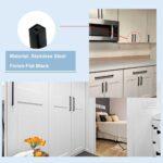 1pack Schwarz Schrank Zieht Griffe Kche Küche Ohne Geräte Amerikanische Kaufen Abluftventilator Günstig Ebay Einbauküche Mit Elektrogeräten Schrankküche Wohnzimmer Küche Griffe