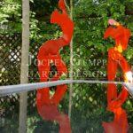Eisenskulpturen Für Den Garten Moderne Und Stilvolle Gartenskulpturen Gempp Gartendesign Fliesen Küche Ecksofa Hängesessel Kugelleuchte Led Spot Wohnzimmer Eisenskulpturen Für Den Garten