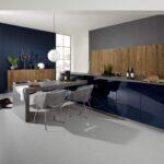 Küche Blau Wohnzimmer Küche Blau Kchen In Lieblingskchen Rostock Wo Sie Ihre Kche Kaufen Blaues Sofa Rolladenschrank Wasserhahn Treteimer Single Schrankküche Essplatz Vinyl Billig