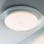 Deckenleuchte Led Bluetooth Leuchten Lampen Sofa Deckenleuchten Schlafzimmer Modern Spiegel Bad Leder Braun Beleuchtung Wohnzimmer Küche Kunstleder Weiß Wohnzimmer Deckenleuchte Led