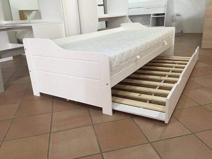 Medium Size of Bett Ausziehbar Gleiche Ebene Tandembett Test Vergleich Im Mai 2020 Top 5 Weiße Betten 160x200 Mit Lattenrost Und Matratze Bette Floor Ohne Kopfteil Wohnzimmer Bett Ausziehbar Gleiche Ebene