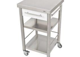 Küchenwagen Weiß