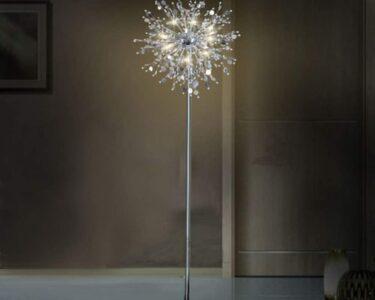 Kristall Stehlampe Wohnzimmer Kristall Stehlampe Xdldd Dekorative Blume Baum Stehleuchte Lampe Wohnzimmer Schlafzimmer Stehlampen