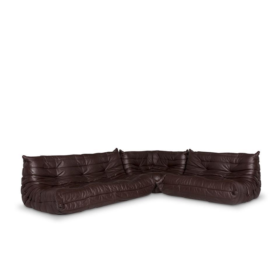 Full Size of Ligne Roset Togo Leder Ecksofa Braun Sofa Couch 9767 Revive Wohnzimmer Ligne Roset Togo