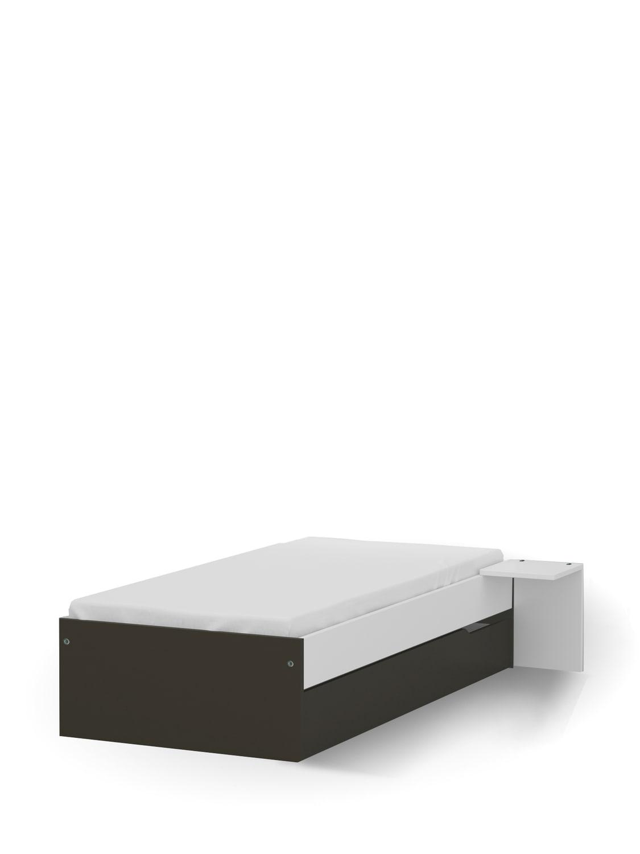 Full Size of Niedrige Betten Bett 90x200 Niedrig Dark Meblik Möbel Boss Hasena Für übergewichtige Amazon 180x200 Dänisches Bettenlager Badezimmer Team 7 Musterring Wohnzimmer Niedrige Betten