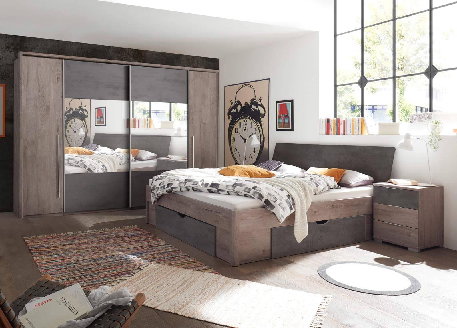 Full Size of Schlafzimmer Komplett Modern Luxus Massiv Set Weiss Deckenlampe Poco Kommode Mit Boxspringbett Sessel Led Deckenleuchte Küche Dusche Wandbilder Regal Betten Wohnzimmer Schlafzimmer Komplett Modern