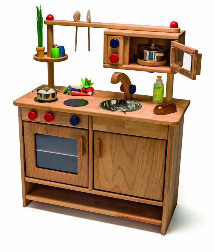 Medium Size of Spielküche Holzspielzeug Markt Mller Und Herber Pantrykche Spielkche Aus Kinder Wohnzimmer Spielküche