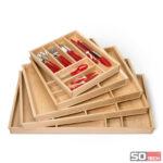 Nobilia Besteckeinsatz 80 Holz Trend 100 90 Orga Boiii Buche Fr Ab 2013 Küche Einbauküche Wohnzimmer Nobilia Besteckeinsatz