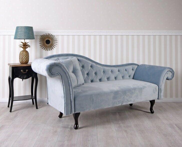 Medium Size of Recamiere Samt Sofa Chaieselonque Ottomane Hollywood Couch Polstersofa Liege Mit Wohnzimmer Recamiere Samt