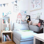 Wandgestaltung Kinderzimmer Junge 6 Jahre Regal Weiß Sofa Regale Wohnzimmer Wandgestaltung Kinderzimmer Jungen