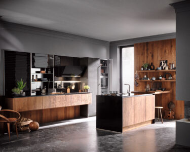 Küche Wildbirne Wohnzimmer Küche Wildbirne Kchentrend Materialmiso Kontrastreich Sind Neuen Ideen Fr Ohne Geräte Hängeschrank Glastüren Einbauküche Kühlschrank Aufbewahrung