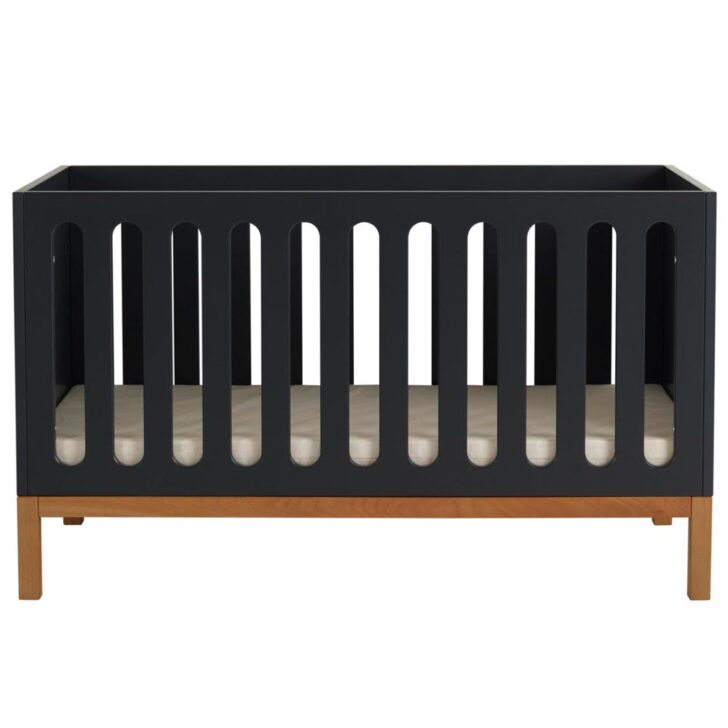 Medium Size of Babybett Schwarz Quaindigio 70x140 Cm Bei Rume Bett Weiß Schwarzes 180x200 Schwarze Küche Wohnzimmer Babybett Schwarz