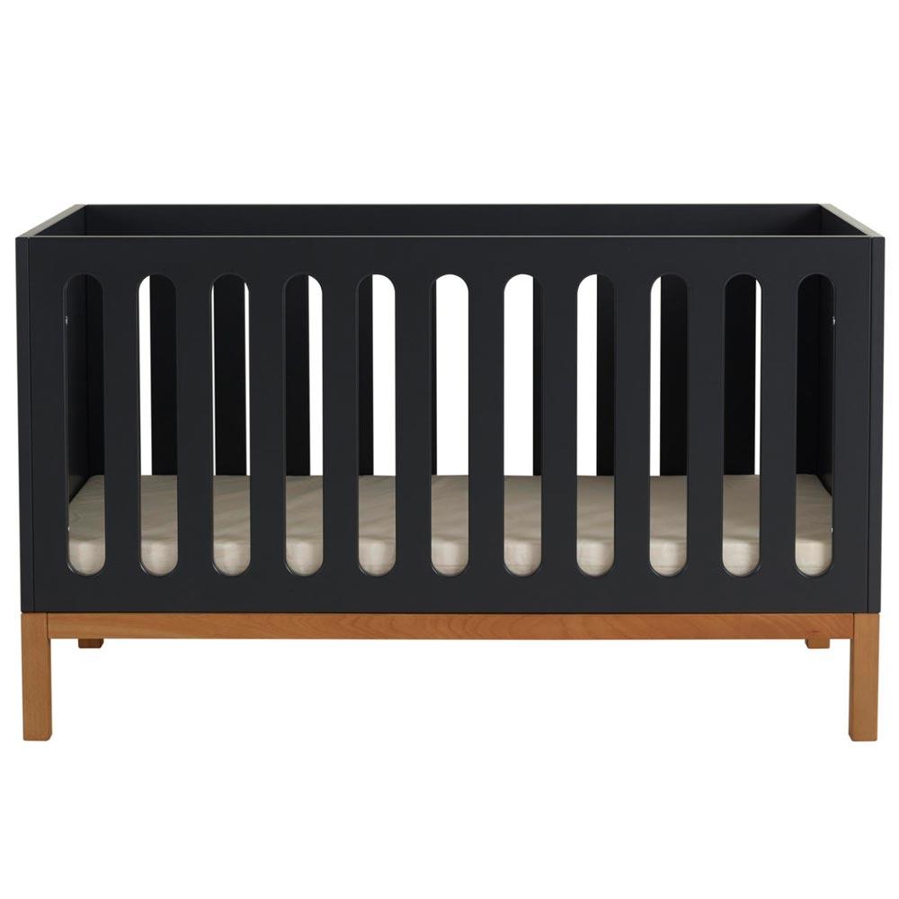 Full Size of Babybett Schwarz Quaindigio 70x140 Cm Bei Rume Bett Weiß Schwarzes 180x200 Schwarze Küche Wohnzimmer Babybett Schwarz