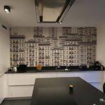 Küchenrückwand Laminat Wohnzimmer Kchenspiegel Ohne Fliesen Laminat Im Bad Badezimmer Für Küche Fürs In Der