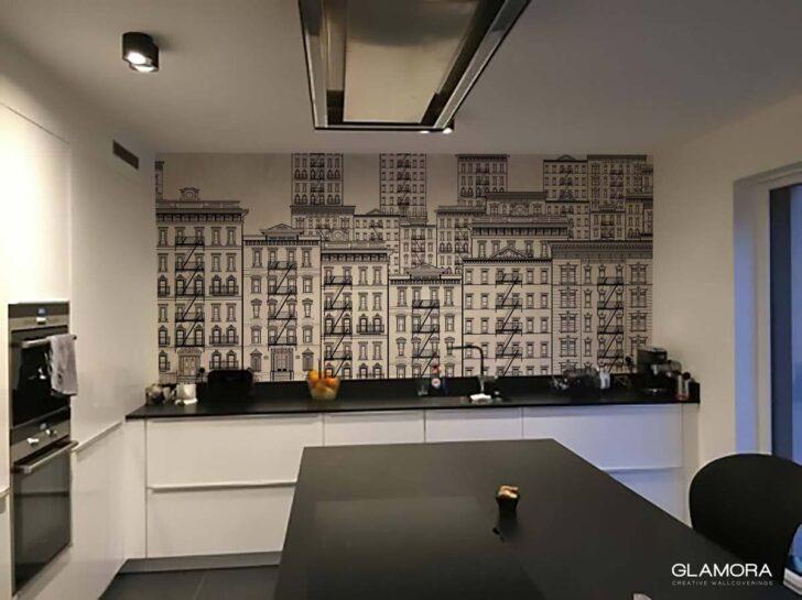 Medium Size of Kchenspiegel Ohne Fliesen Laminat Im Bad Badezimmer Für Küche Fürs In Der Wohnzimmer Küchenrückwand Laminat