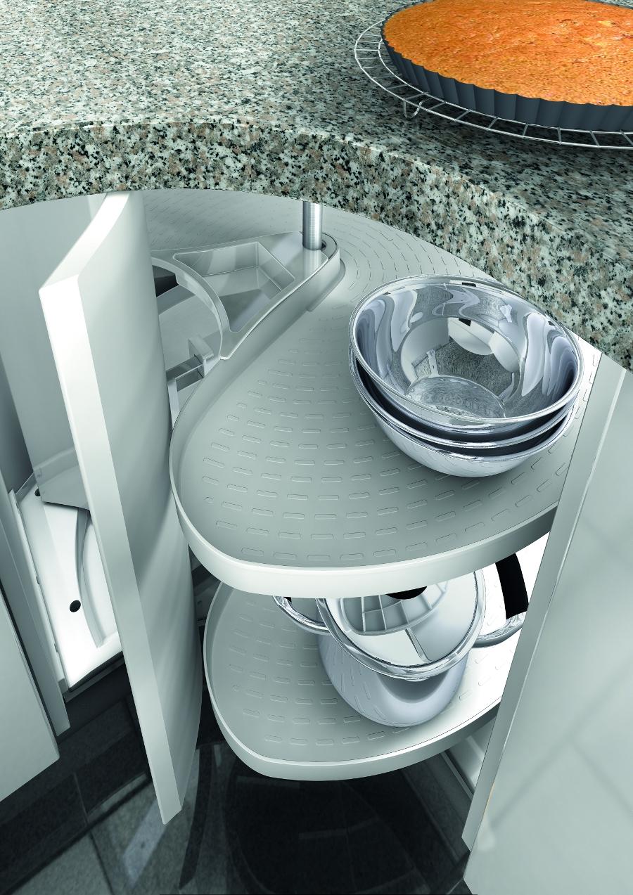 Full Size of Der Eckschrank Mondo Carve Ideale Nutzung Kchenecke Als Küche Bad Schlafzimmer Küchen Regal Wohnzimmer Küchen Eckschrank Rondell