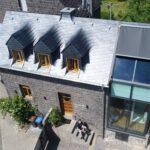Dachfenster Einbauen Wohnzimmer Dachfenster Einbauen Was Ist Zu Beachten Fenster Kosten Rolladen Nachträglich Bodengleiche Dusche Velux Neue
