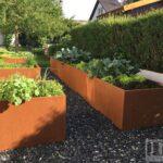Edelstahl Garten Hochbeet Edelstahlküche Gebraucht Outdoor Küche Wohnzimmer Hochbeet Edelstahl