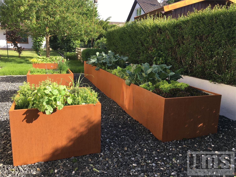 Full Size of Edelstahl Garten Hochbeet Edelstahlküche Gebraucht Outdoor Küche Wohnzimmer Hochbeet Edelstahl