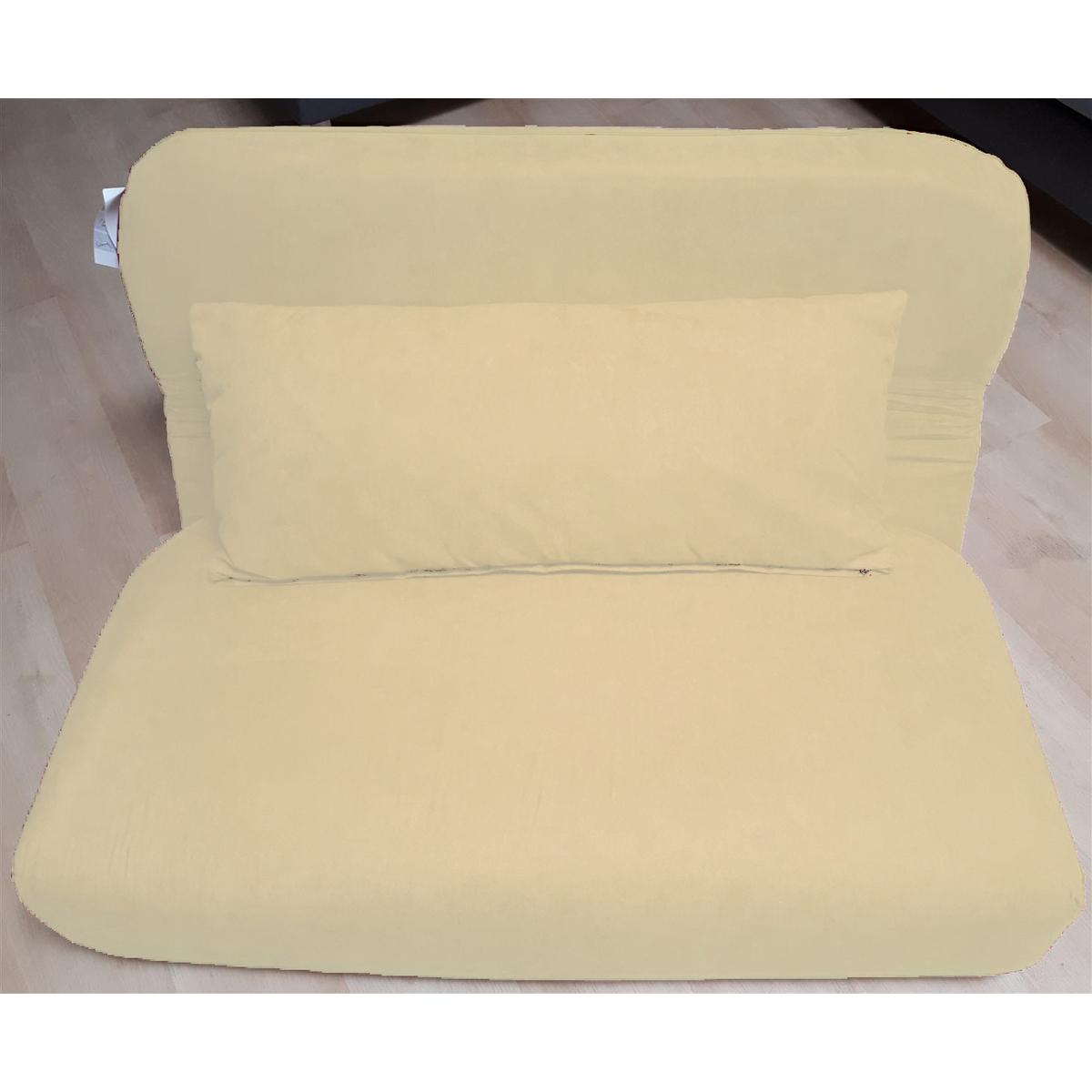 Full Size of Relaxliege Komplett Ausklappbar Microfaser Beige Arbd Bett Ausklappbares Wohnzimmer Couch Ausklappbar