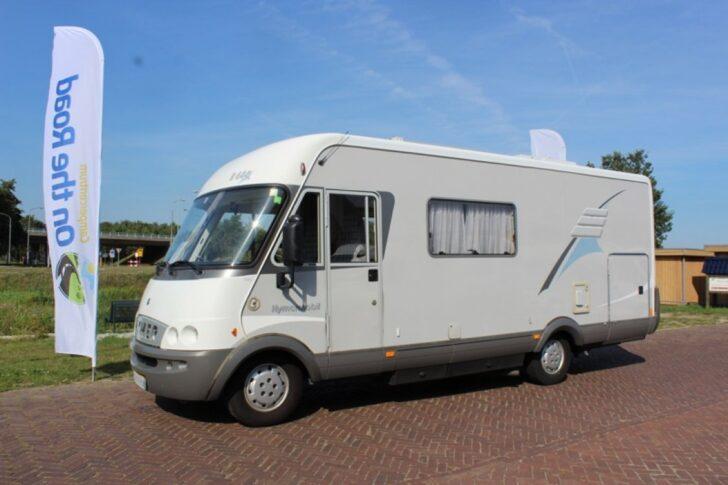 Medium Size of Ausziehbett Camper Hymer B 644 G Festbett Von 2005 Zum Verkauf Auf Bett Mit Wohnzimmer Ausziehbett Camper