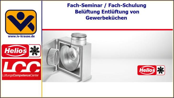 Medium Size of Küchenabluft Fach Seminar Schulung Belftung Und Entlftungsanlagen Wohnzimmer Küchenabluft
