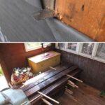 Fensterfugen Erneuern Wohnzimmer Fensterfugen Erneuern Renovierung Der Gartenlaube Teil 3 Rckwand Und Fenster Bad Kosten