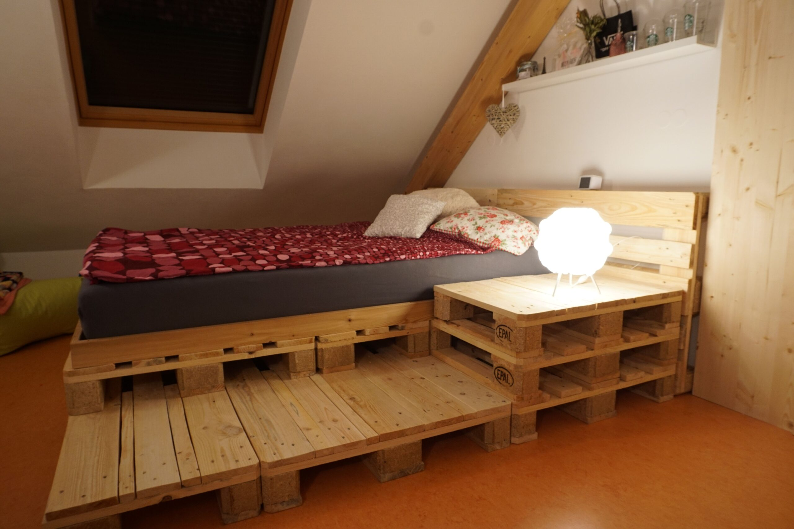 Full Size of Palettenbett Ikea Fr Ida Wohnung Küche Kaufen Miniküche Kosten Betten Bei Modulküche 160x200 Sofa Mit Schlaffunktion Wohnzimmer Palettenbett Ikea