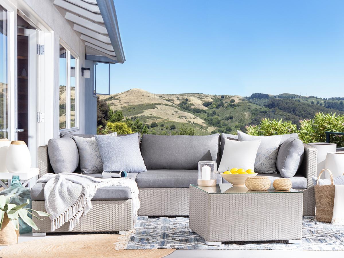 Full Size of Designer Rattan Gartenmbel Lounge Rattanlounge Gnstig Sitzmbel Wohnzimmer Couch Terrasse