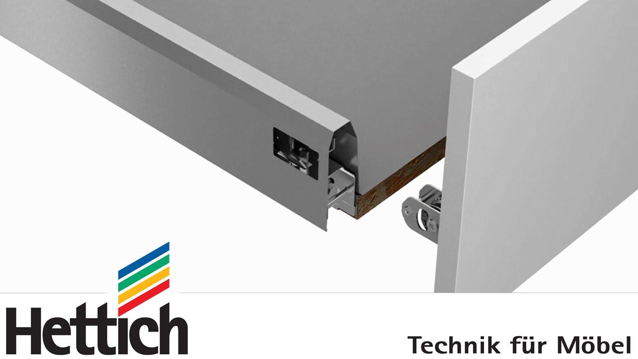 Full Size of Nolte Blendenbefestigung Arcitech Schubkastensystem Bau Schlafzimmer Küche Betten Wohnzimmer Nolte Blendenbefestigung