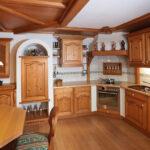 Holzküche Auffrischen Holzkche Landhausstil Streichen Welche Farbe Neu Massivholzküche Vollholzküche Wohnzimmer Holzküche Auffrischen