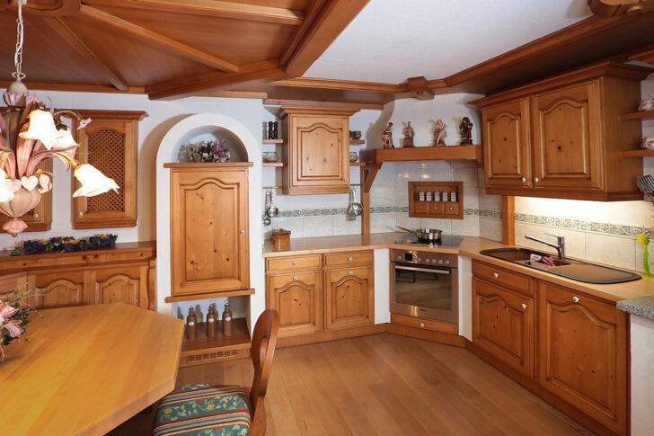 Medium Size of Holzküche Auffrischen Holzkche Landhausstil Streichen Welche Farbe Neu Massivholzküche Vollholzküche Wohnzimmer Holzküche Auffrischen