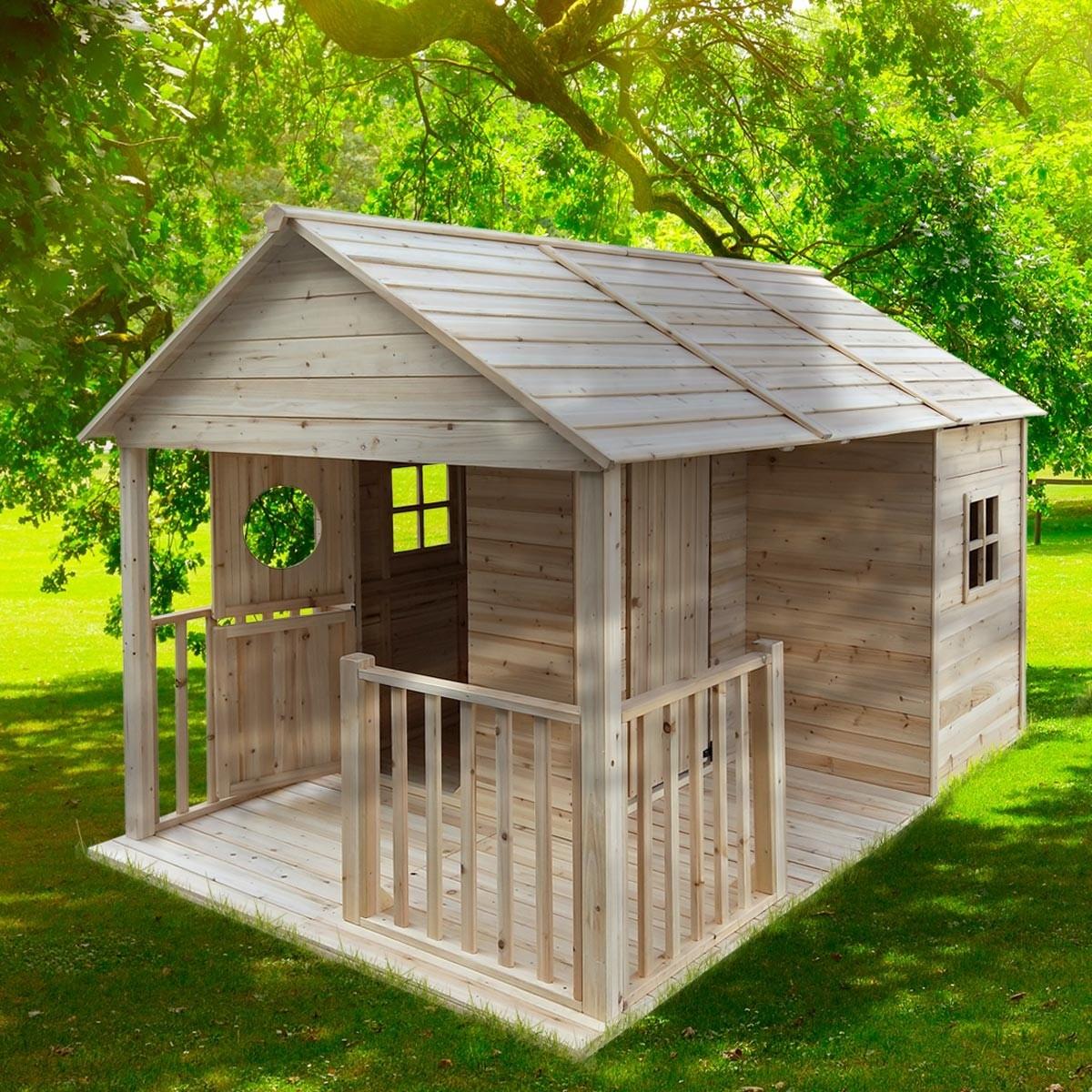 Full Size of Spielhaus Garten Gebraucht Holz Obi Stelzen Mit Schaukel Test Vertikal Relaxsessel Aldi Aufbewahrungsbox Gebrauchte Betten Bewässerungssysteme Trennwand Wohnzimmer Spielhaus Garten Gebraucht