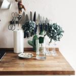 Rosa Kche Wandfarbe Von Kolorat Wandfarben Streichen Eckschrank Landhausküche Gebraucht Grau Weisse Moderne Weiß Wohnzimmer Landhausküche Wandfarbe