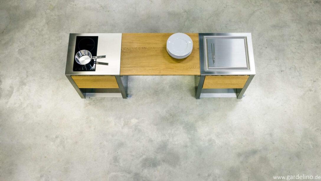 Large Size of Mobile Outdoorküche Outdoorkche Cun Von Jokodomus System Küche Wohnzimmer Mobile Outdoorküche
