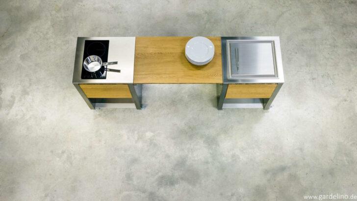 Medium Size of Mobile Outdoorküche Outdoorkche Cun Von Jokodomus System Küche Wohnzimmer Mobile Outdoorküche