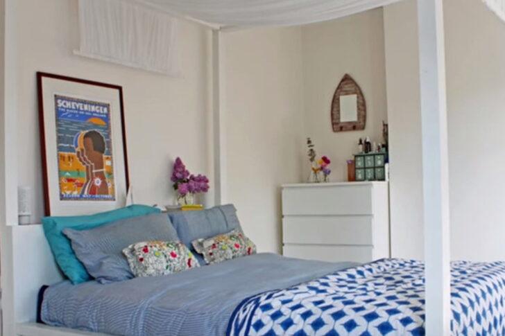 Medium Size of Diy Bett Kopfteil Ikea Hacks Verwandeln Sie Ihr Zu Einem Weiße Betten Xxl Japanische Sofa Mit Bettkasten Schubladen 90x200 Weiß 120x200 Matratze Und Wohnzimmer Diy Bett Kopfteil