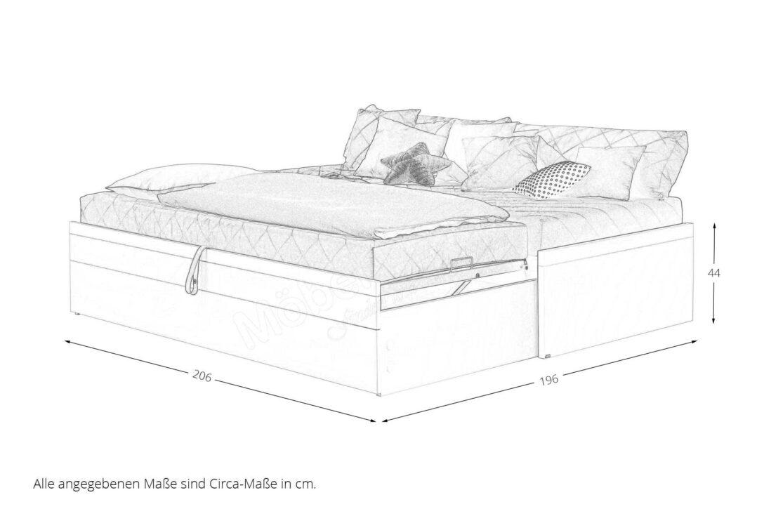 Large Size of Bett Ausziehbar Gleiche Ebene Ikea Paidi Universalliege Flynn Mit Ausziehfunktion Mbel Letz Nolte Betten 80x200 Chesterfield Esstische Billige 100x200 Wohnzimmer Bett Ausziehbar Gleiche Ebene