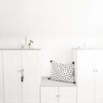 Dachschräge Schrank Ikea Hack Platsa Makeover Im Dachboden Bad Spiegelschrank Mit Beleuchtung Vorratsschrank Küche Badezimmer Hochschrank Weiß Hochglanz Wohnzimmer Dachschräge Schrank Ikea