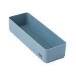 Teller Wave M Bulk Graublau Kchenhelfer Linien Küche Sofa Hersteller Wohnzimmer Schubladeneinsatz Teller
