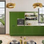 Küche Mintgrün Moderne Landhausküche Regal Grün Grünes Sofa Weiß Gebraucht Weisse Grau Wohnzimmer Landhausküche Grün