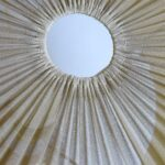 Kristall Stehlampe Antike Shabby Chic Glas Korpus Stehlampen Wohnzimmer Schlafzimmer Wohnzimmer Kristall Stehlampe